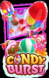 ทดลองเล่นเกมสล็อตออนไลน์ candy burst