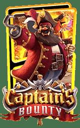 ทดลองเล่นเกมสล็อตออนไลน์ captains bounty