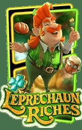 ทดลองเล่นเกมสล็อตออนไลน์ leprechaun riches
