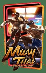 แนะนำสล็อต Muaythai Champion